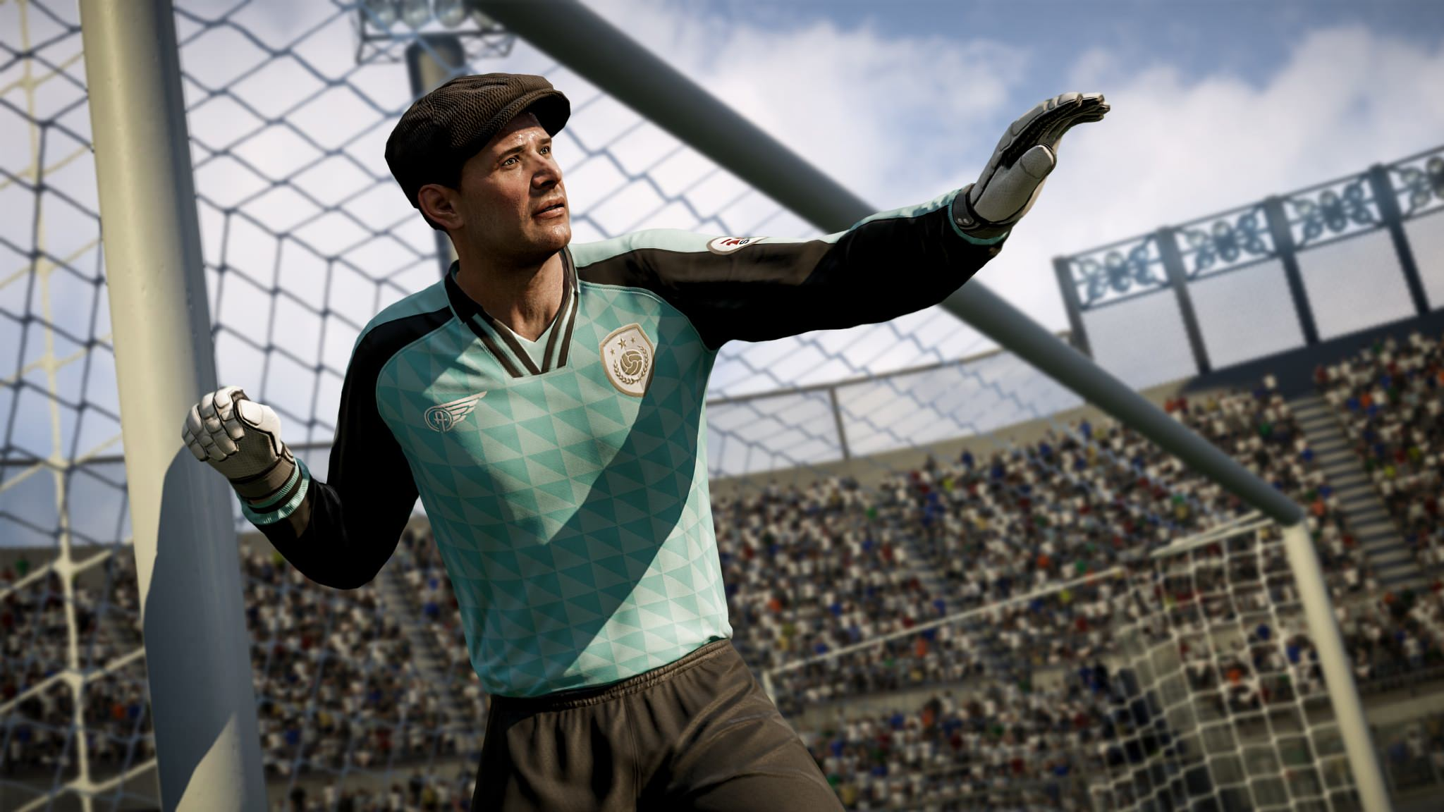 FIFA Icon Lev Yashin Ronaldo