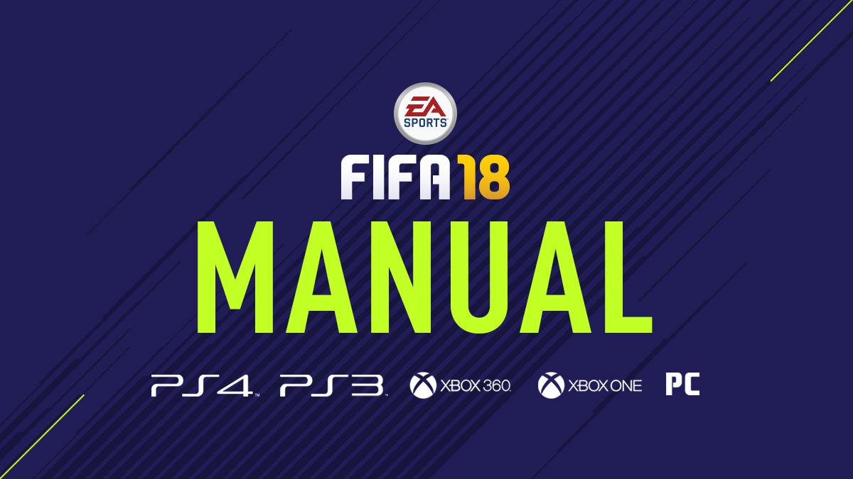 FIFA 18 Manual – FIFPlay