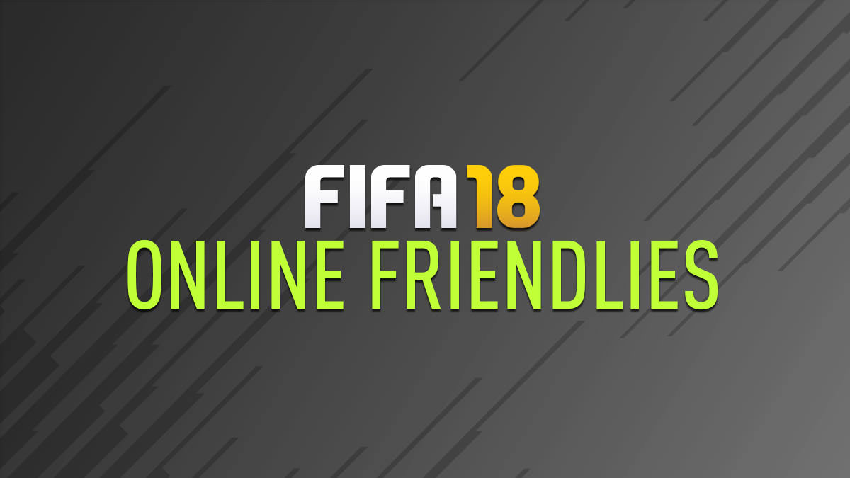 fifa 18 play with firends – FIFPlay