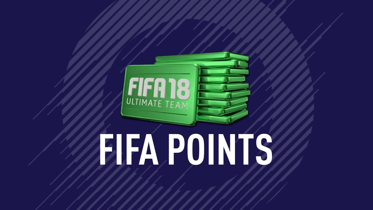 FIFA Points – FIFA 18 Ultimate Team