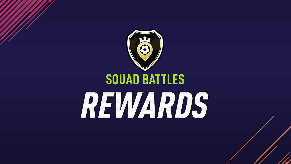 Squad Battles Rewards