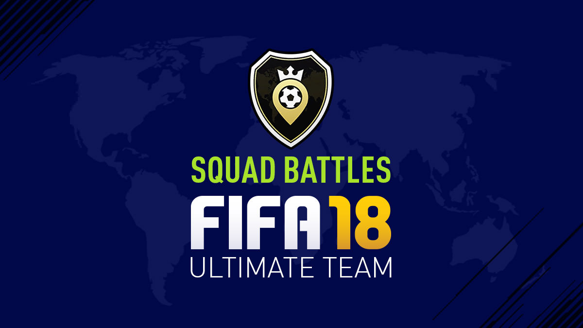 FIFA 18 Ultimate Team – Squad Battles