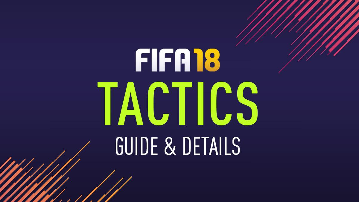 fifa 19 custom tactics