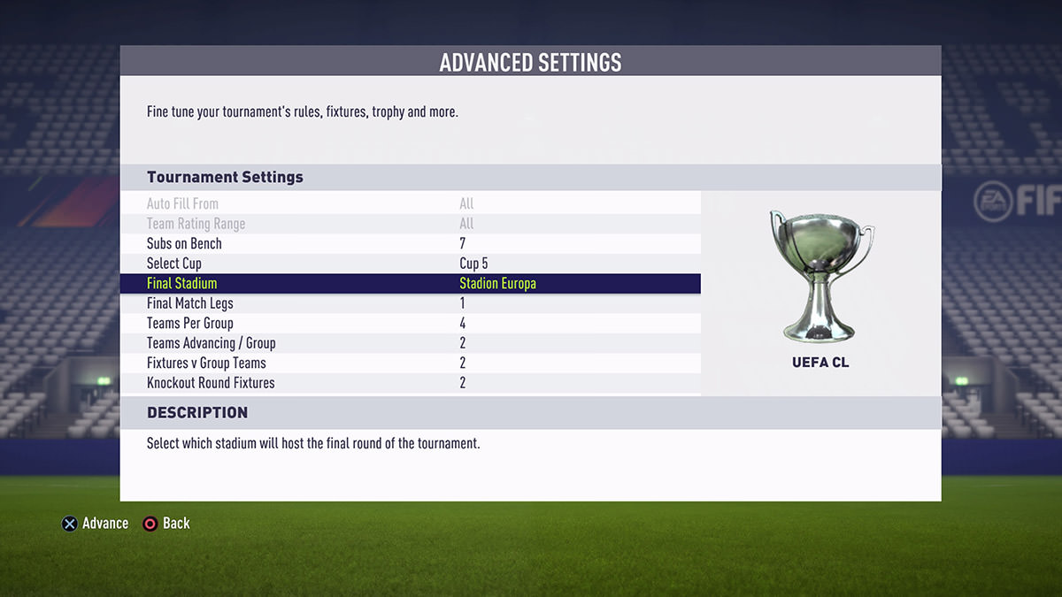 How to Play the UEFA Champions League in FIFA 18 – FIFPlay