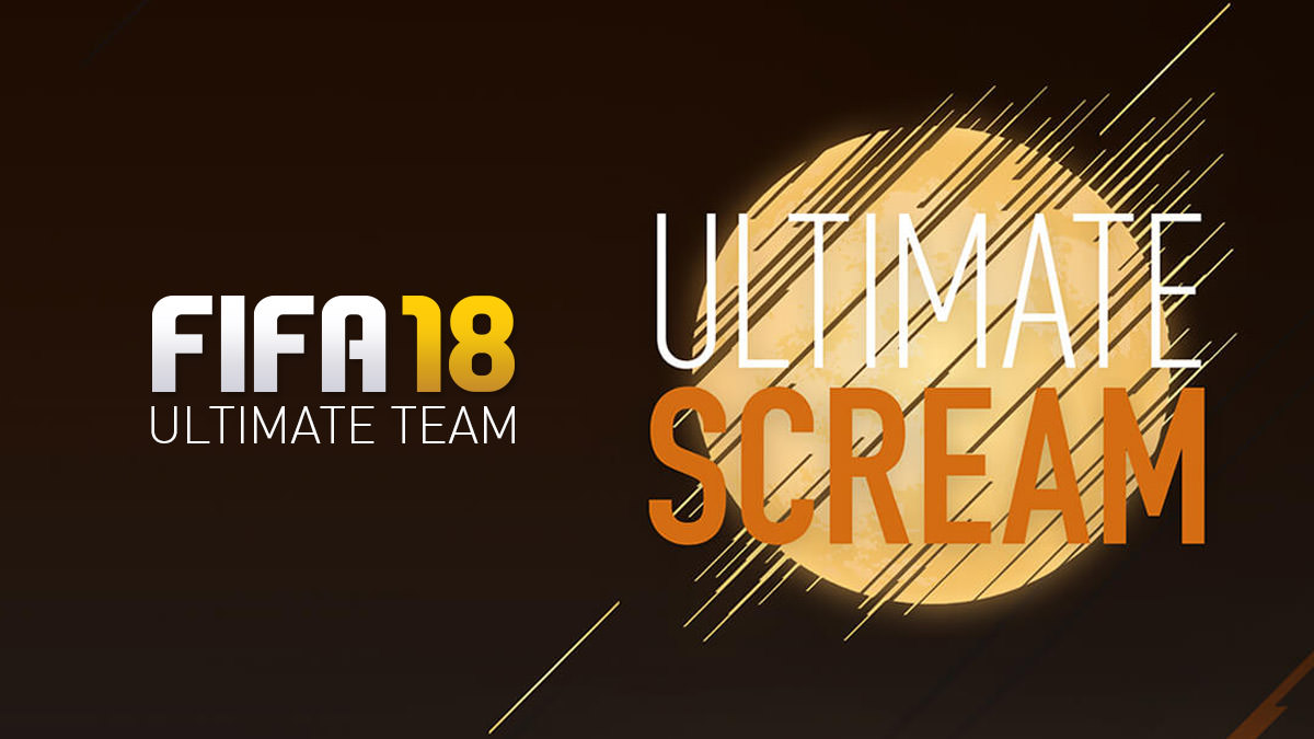 FIFA 18 Ultimate Scream