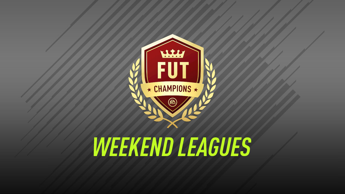 FIFA 18 Weekend League