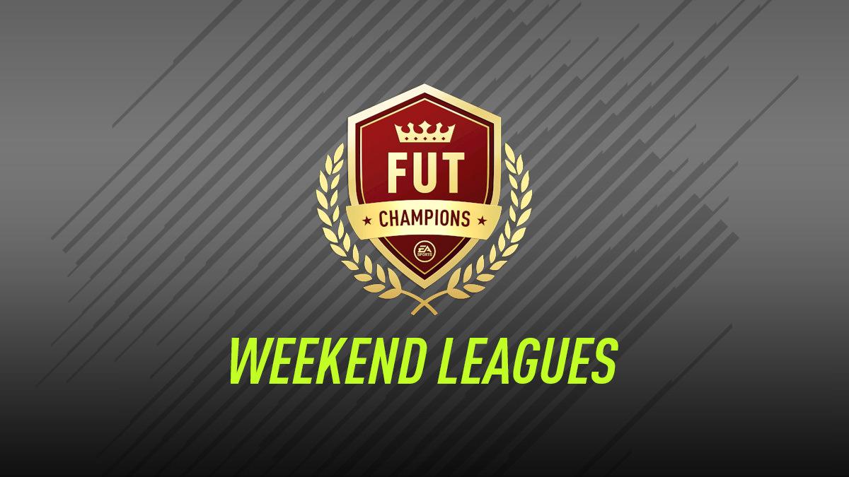 fifa 19 weekend league preise