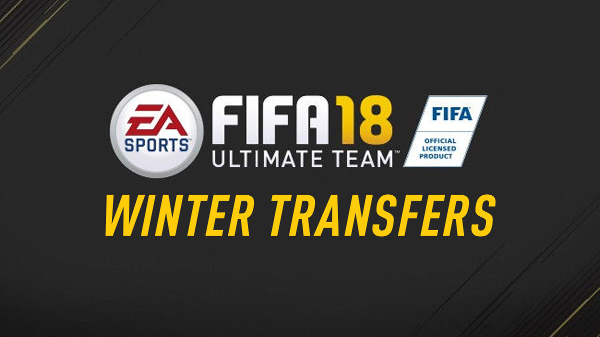 FIFA 18 Winter Transfers
