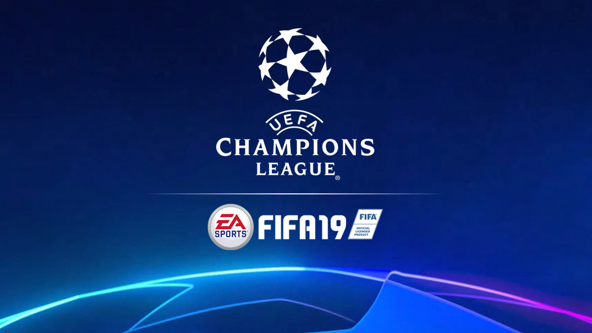 How to Play the UEFA Champions League in FIFA 19