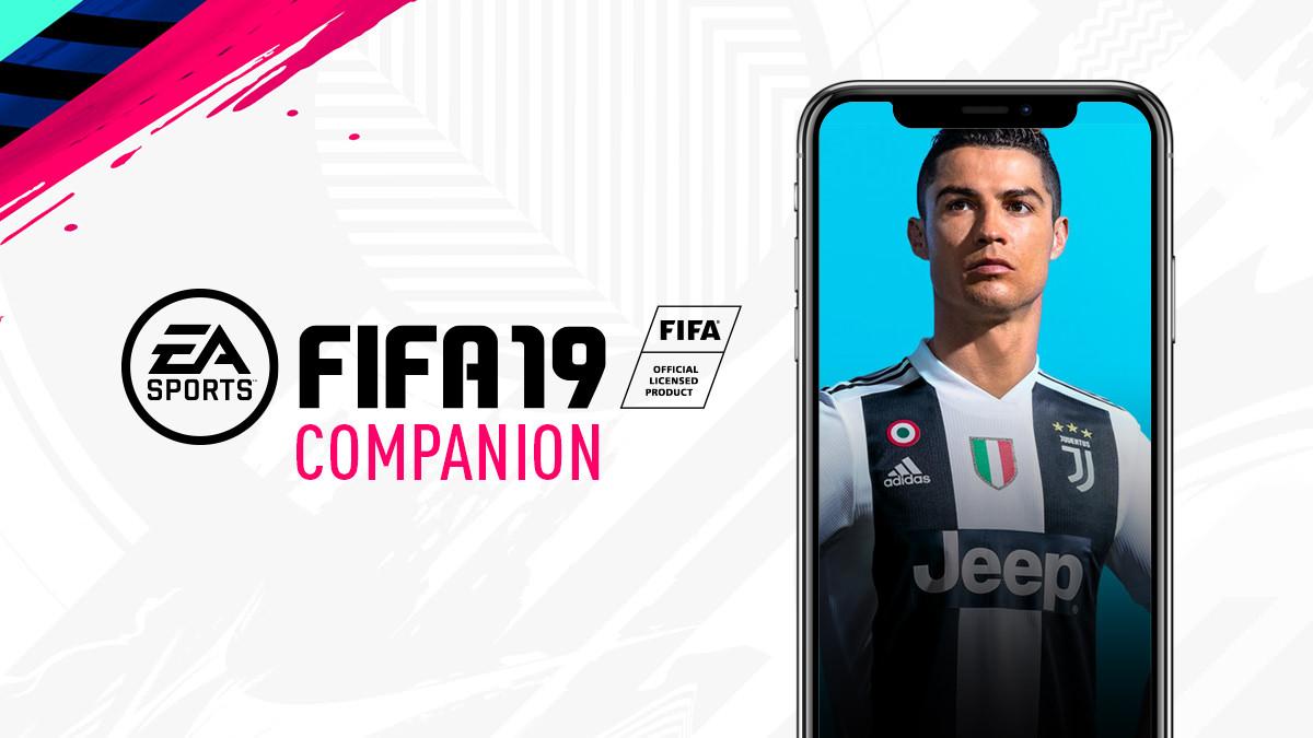 FIFA 19 Companion App – FIFPlay