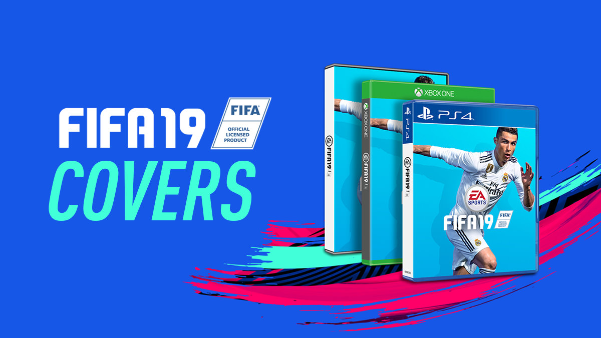FIFA 19 Cover – FIFPlay