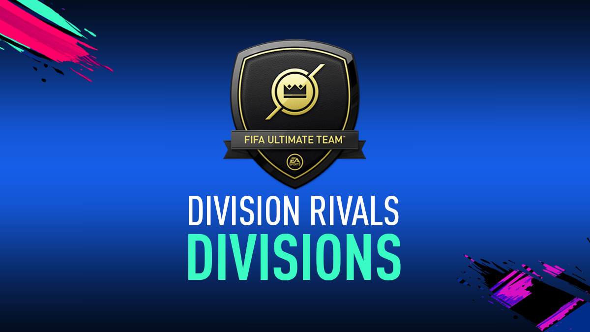 Fifa 20 division rivals rewards