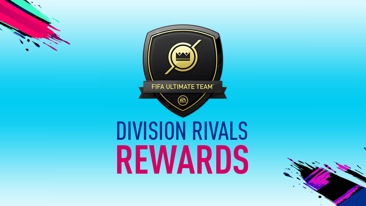 FIFA 19 Division Rivals – Rewards