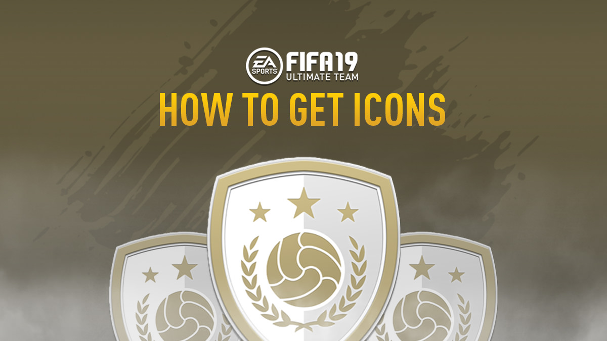 How to Get Icons in FIFA 19 Ultimate Team