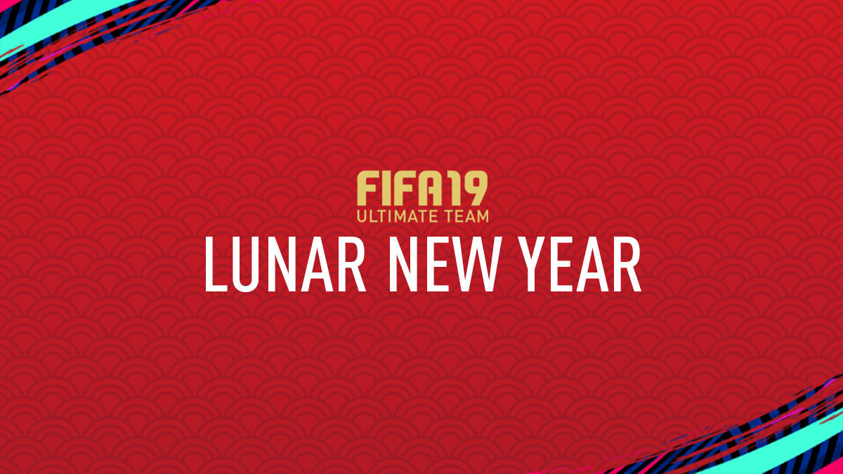 FIFA 19 – Lunar New Year