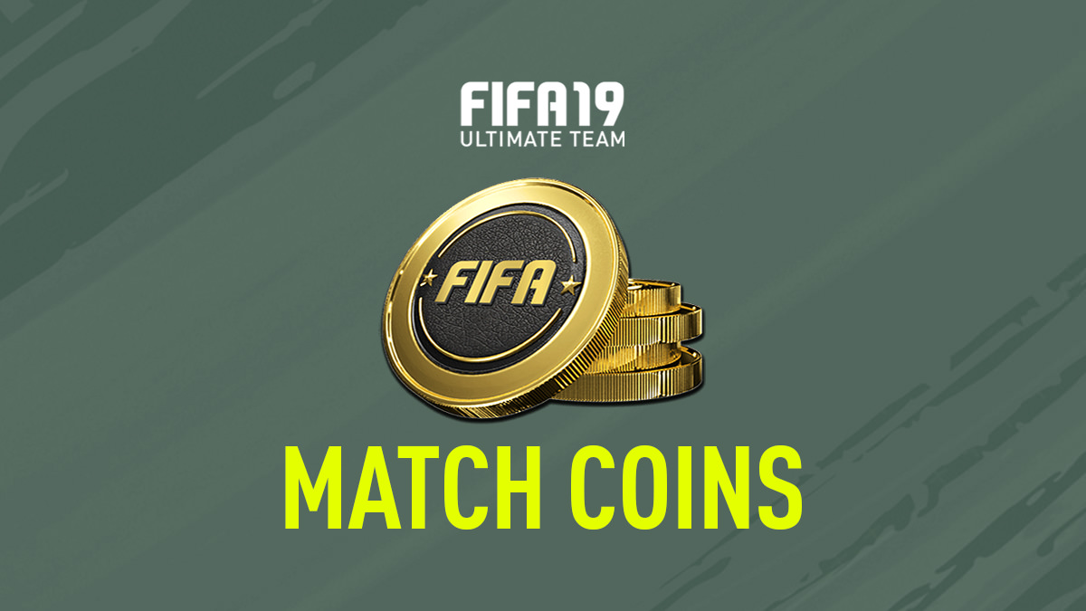 FIFA 19 Ultimate Team – Match Coins Guide