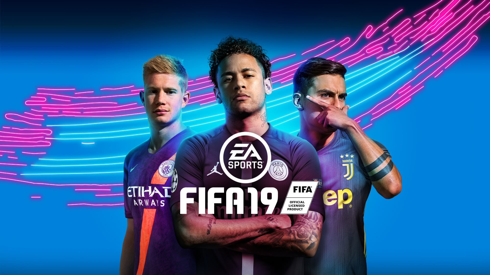 FIFA 19 Content Update – New UEFA Champions League Content and Neymar as the Cover Star
