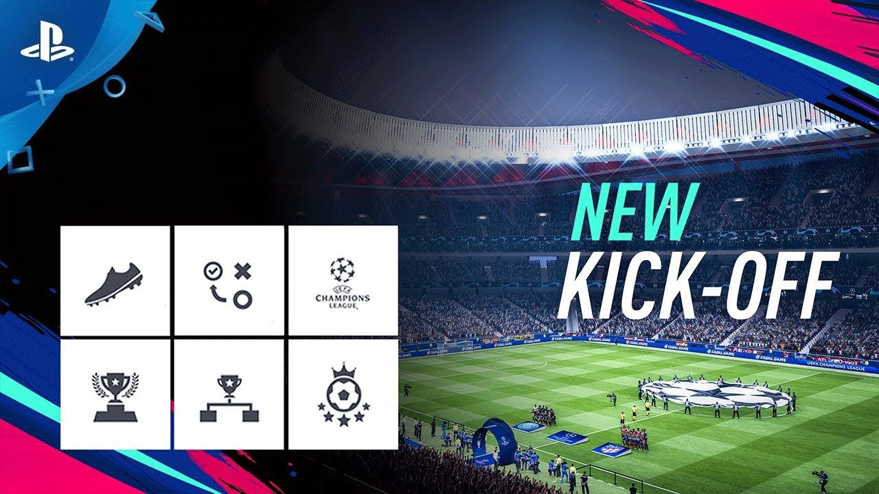 FIFA 19 – Kick Off Mode