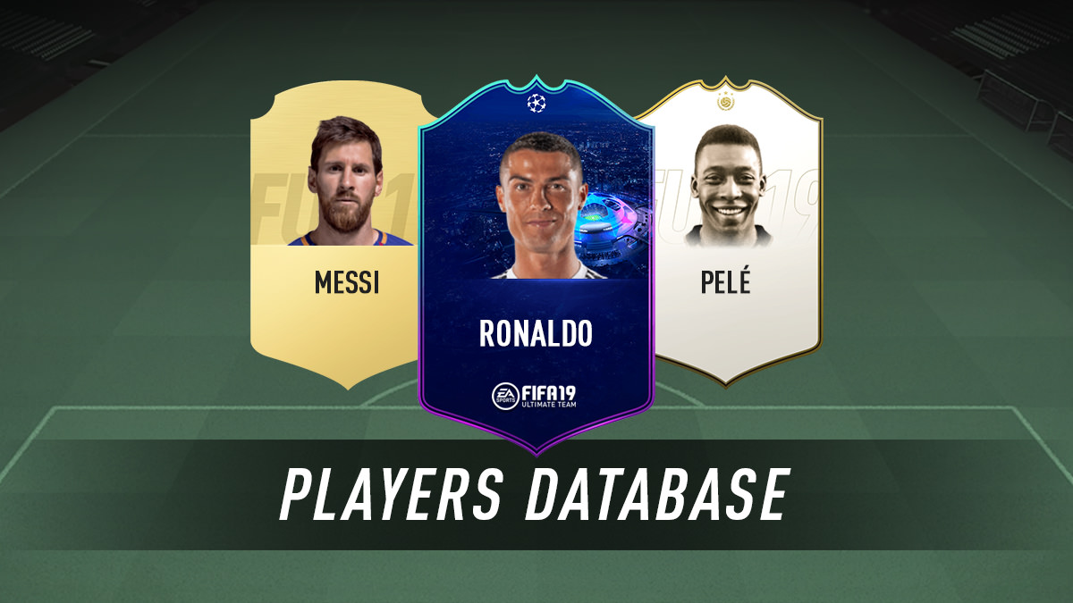 FIFA 19 Players