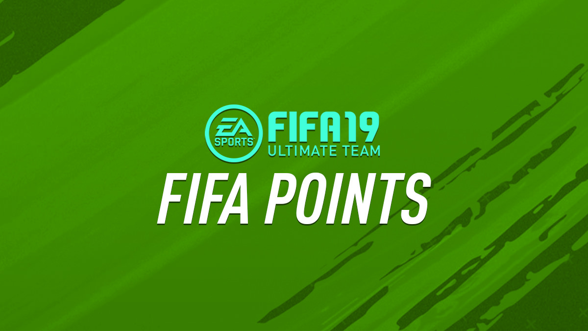 FIFA Points in FIFA 19 Ultimate Team