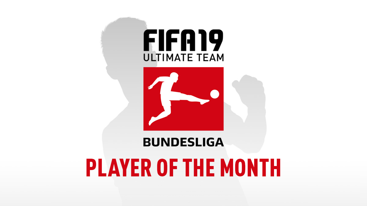 FIFA 19 – Bundesliga Player of the Month