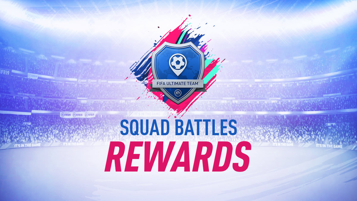 FIFA 19 Squad Battles – Rewards