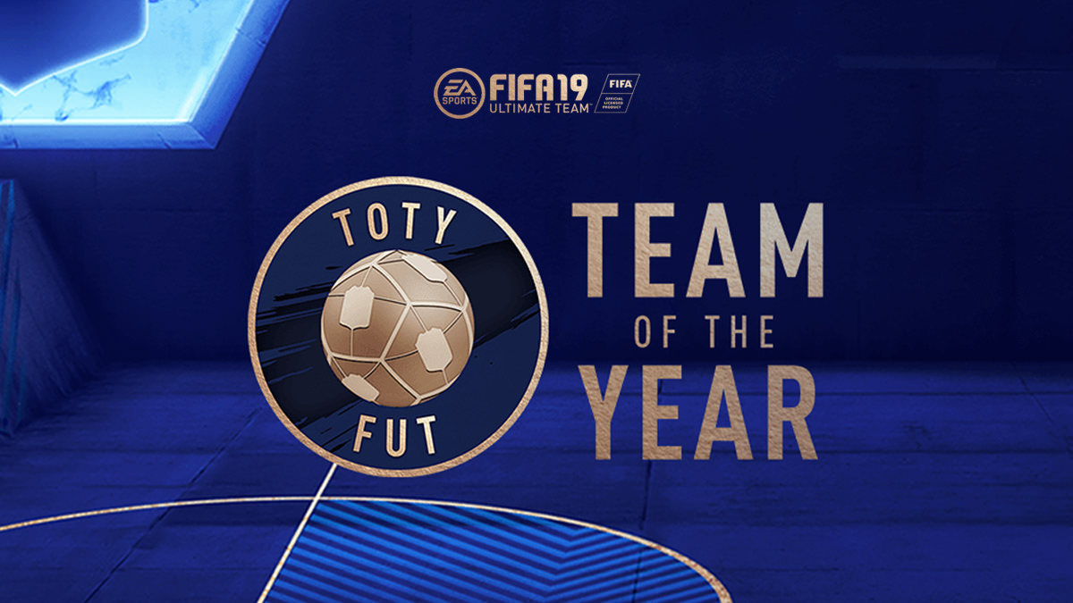 FIFA 19 – Team of the Year (TOTY)