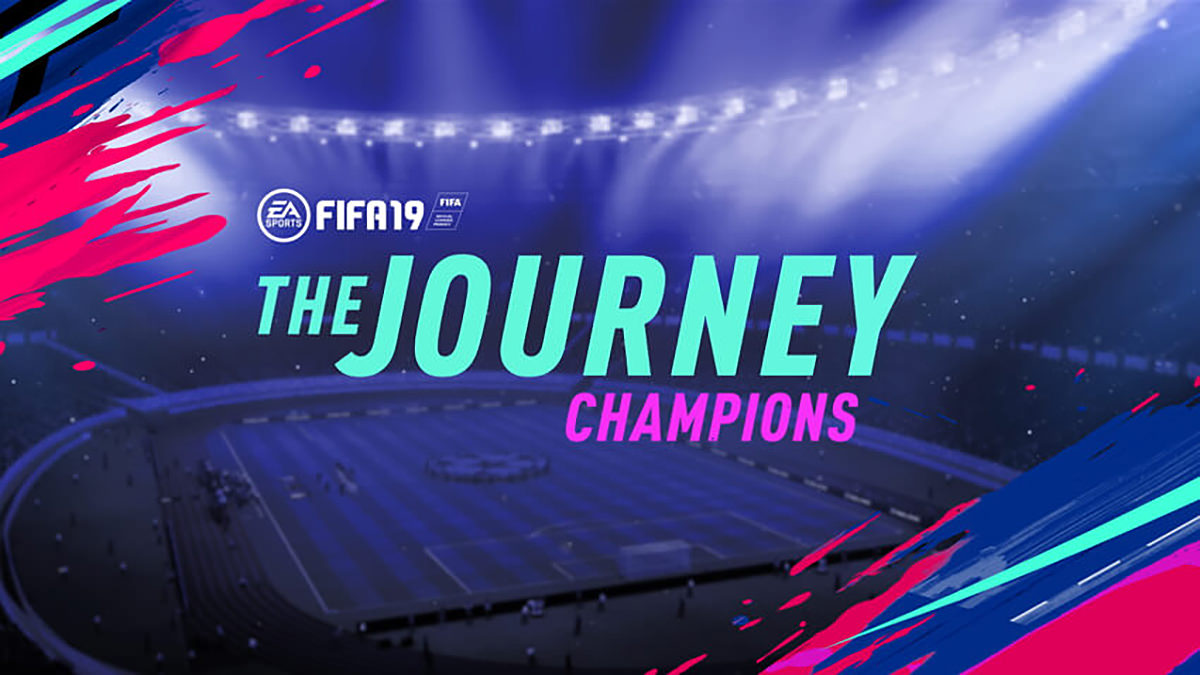 The Journey: Champions