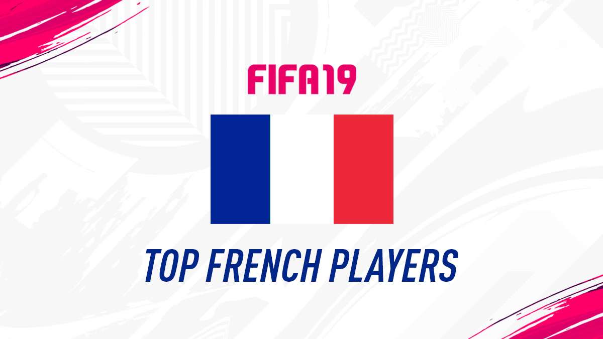 FIFA 19 Top French Players