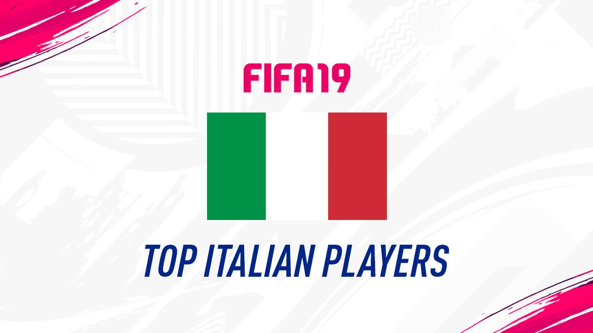 FIFA 19 – Top Italian Players
