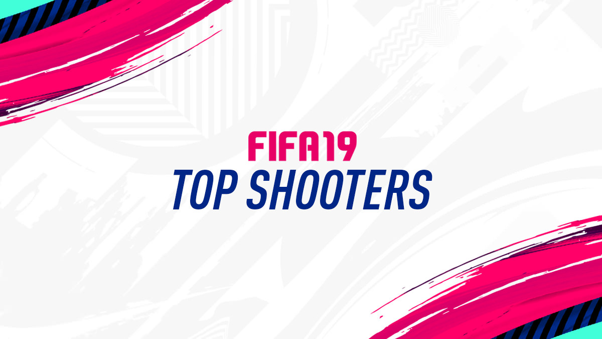 FIFA 19 Best Players with Shooting