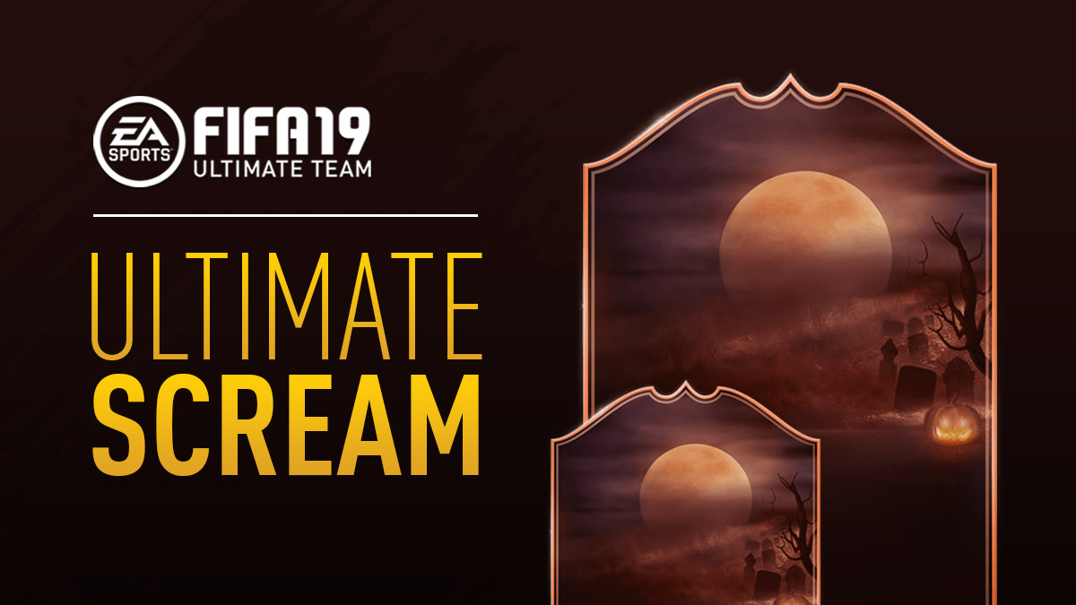 FIFA 19 Ultimate Scream