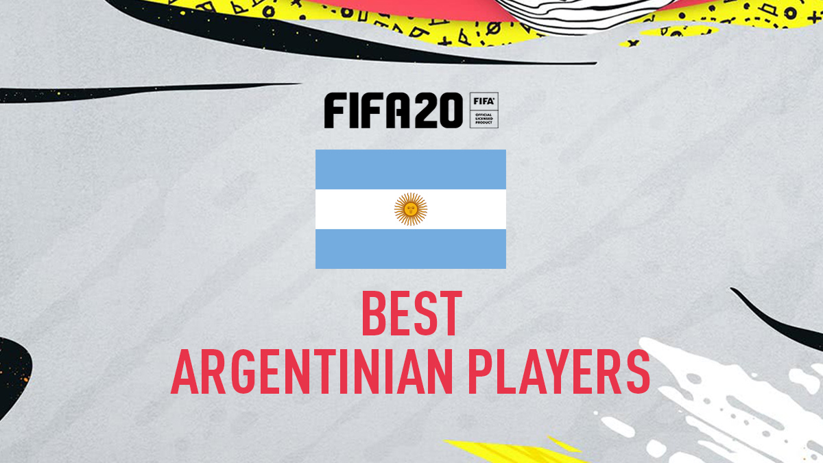 FIFA 20 Top Players from Argentine