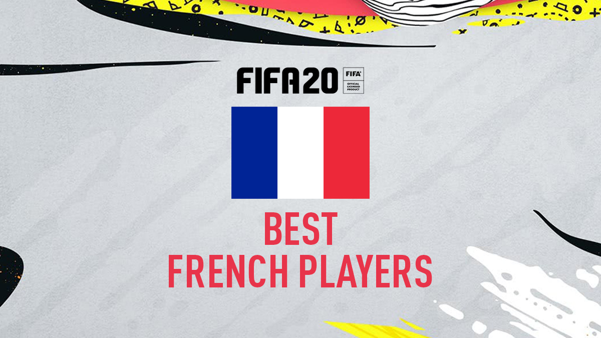 FIFA 20 Top Players from France