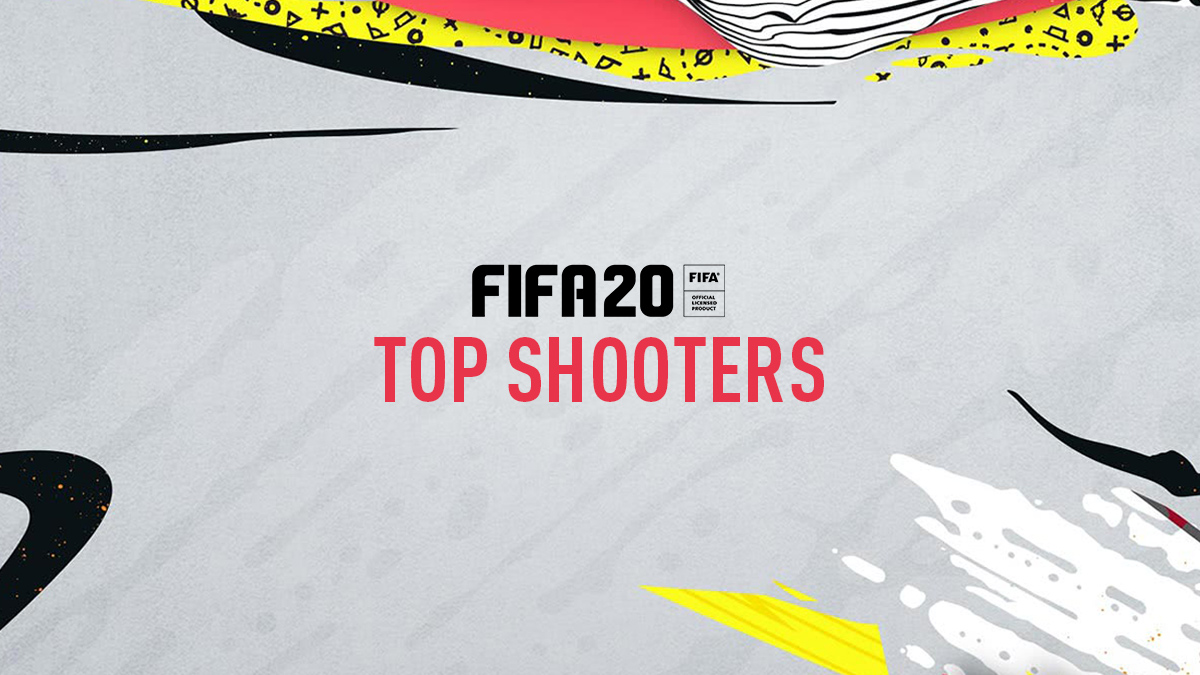 FIFA 20 Top Shooters
