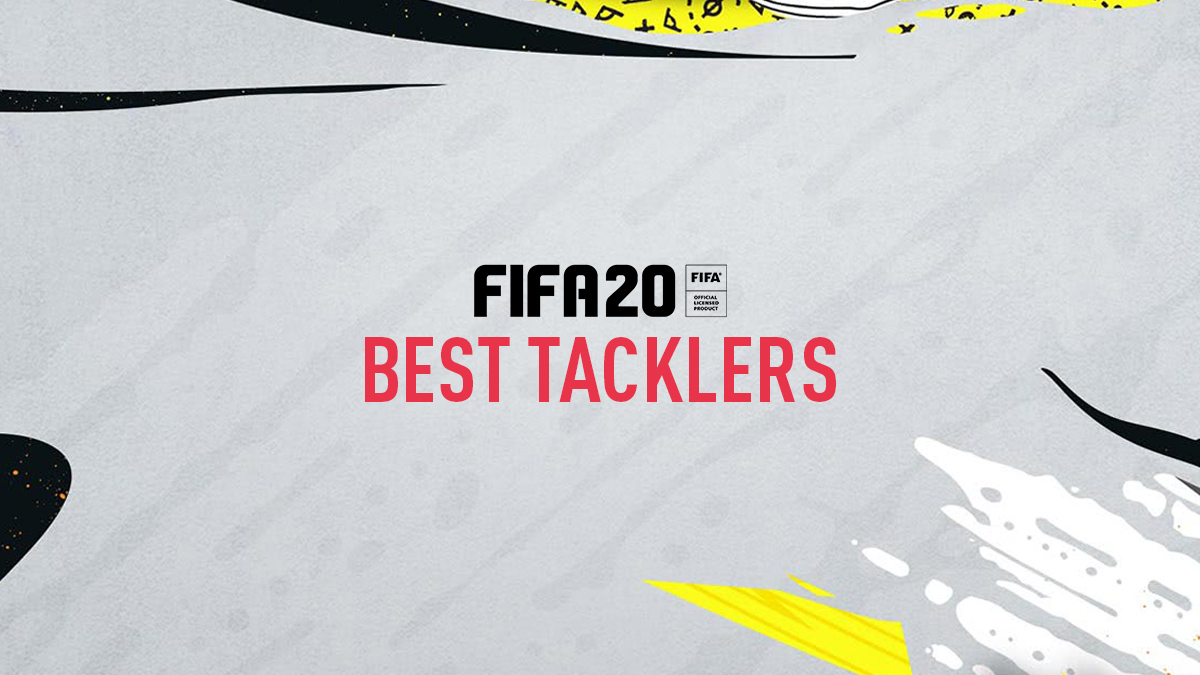 FIFA 20 Top Tackling Players