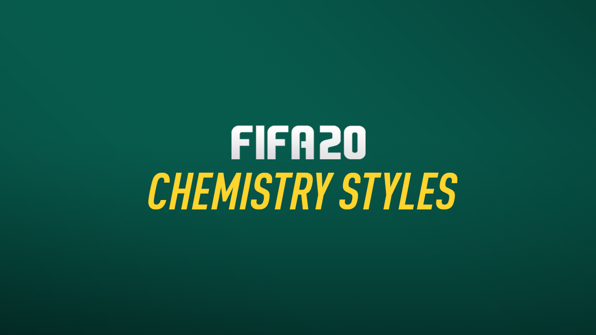 FIFA 20 Chemistry Style