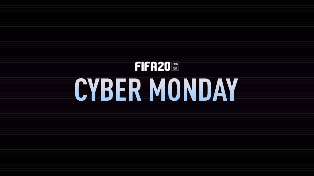 FIFA 20 Cyber Monday