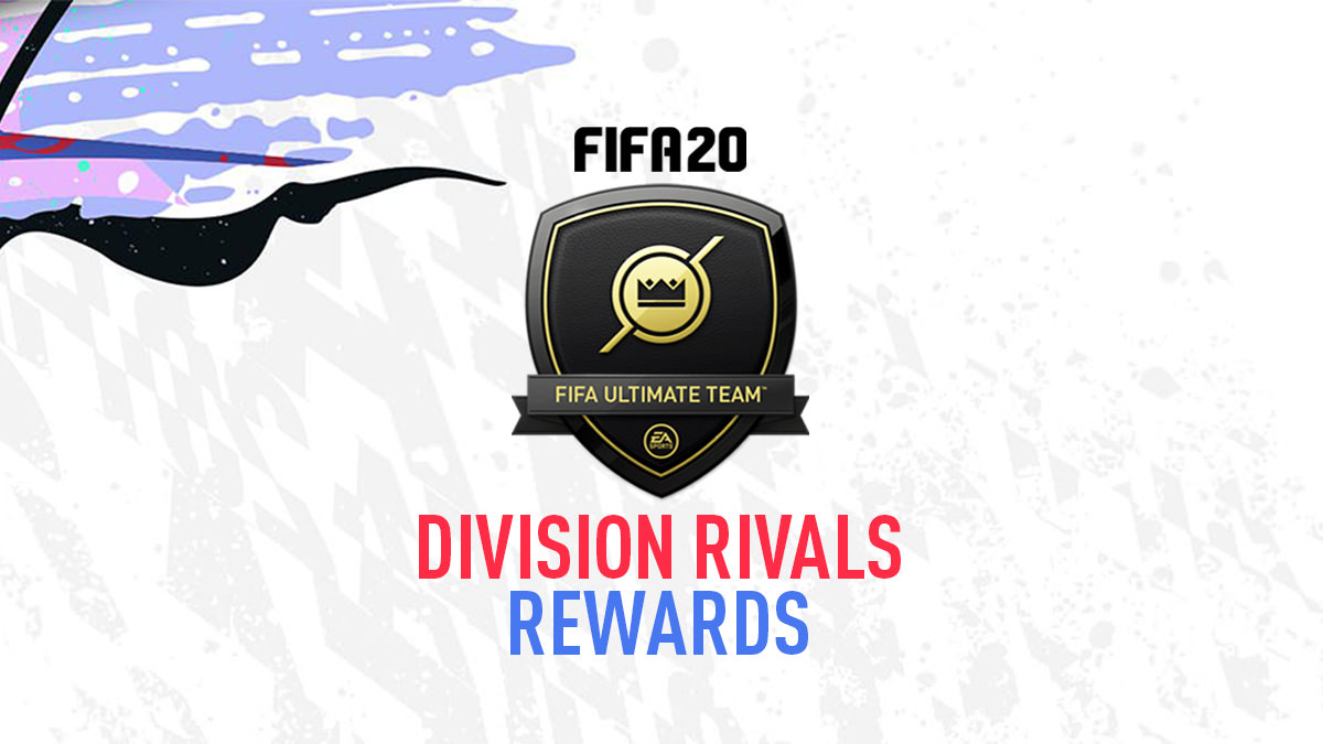 FIFA 20 Division Rivals Rewards