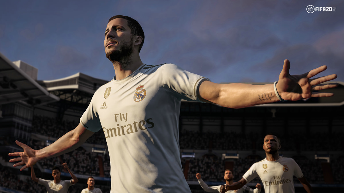 Image result for fifa 20 screenshots