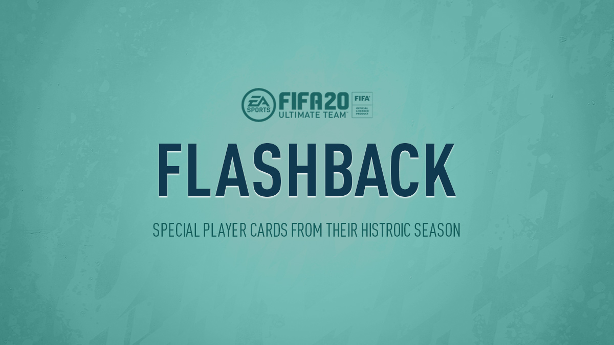 FIFA 20 Flashback Players
