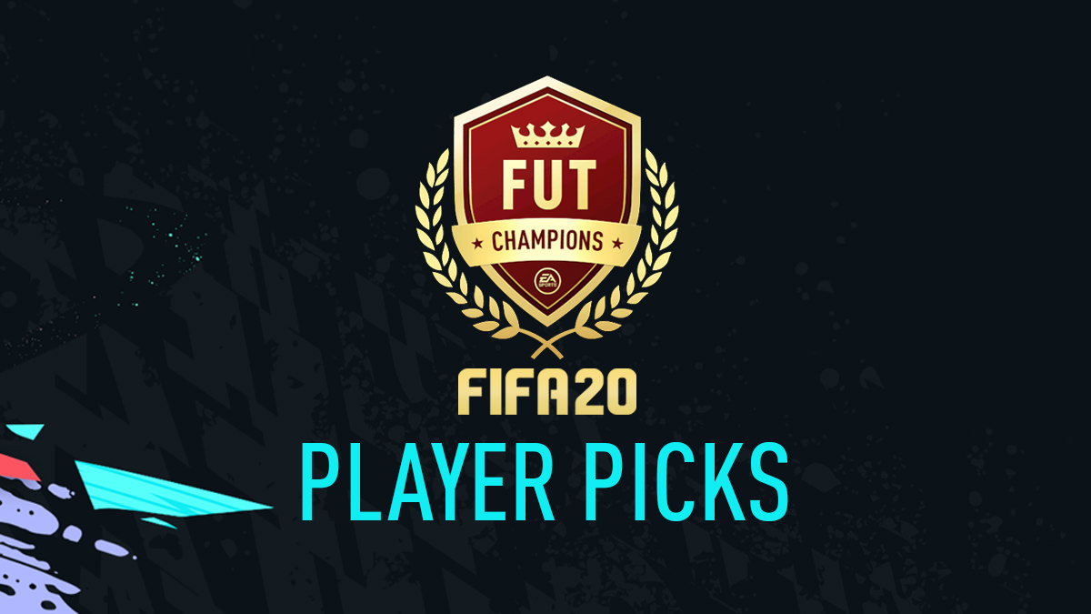 FIFA 20 FUT Champions Player Picks