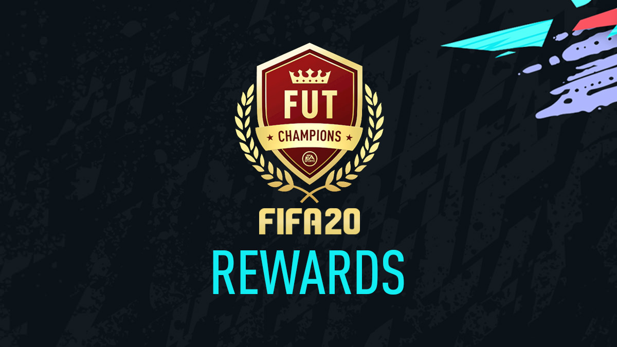 FIFA 20 FUT Champions Rewards