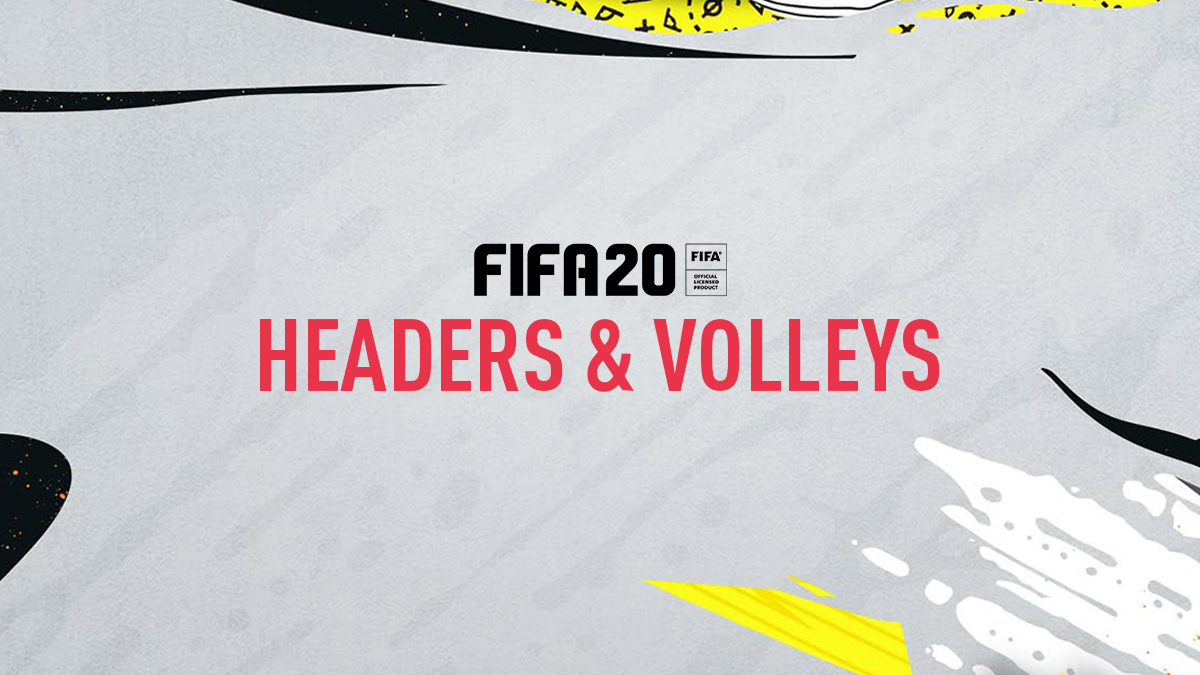 FIFA 20 – Headers & Volleys