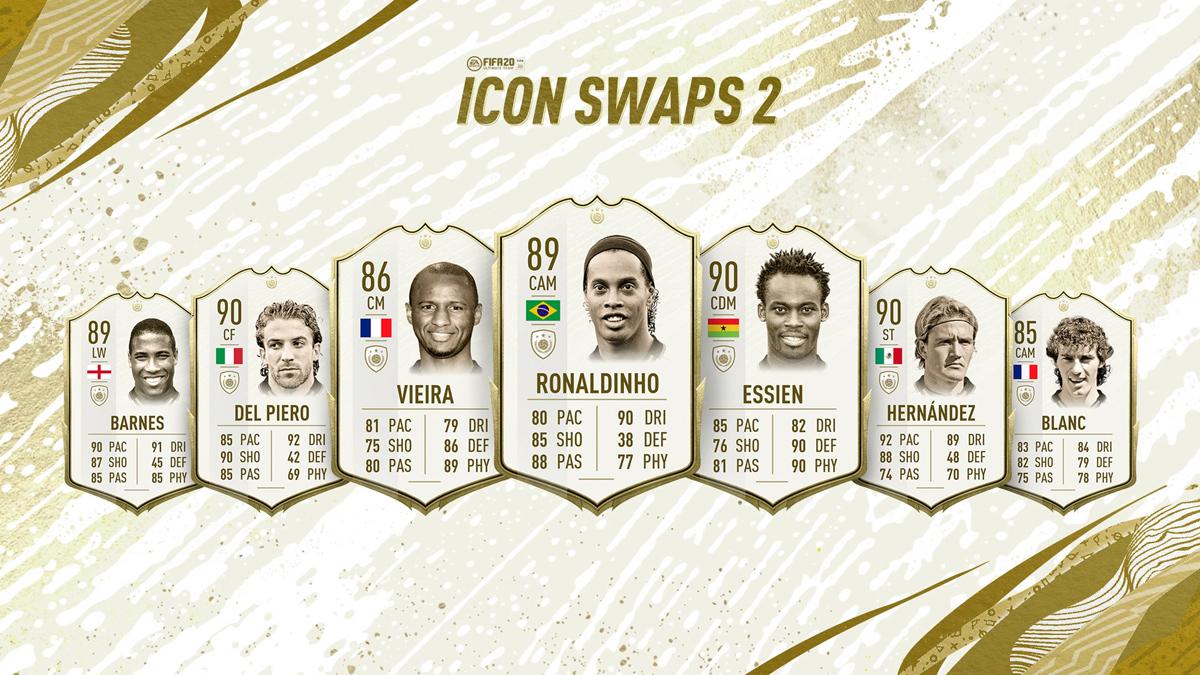 Fifa 20 Icon Swaps Fifplay