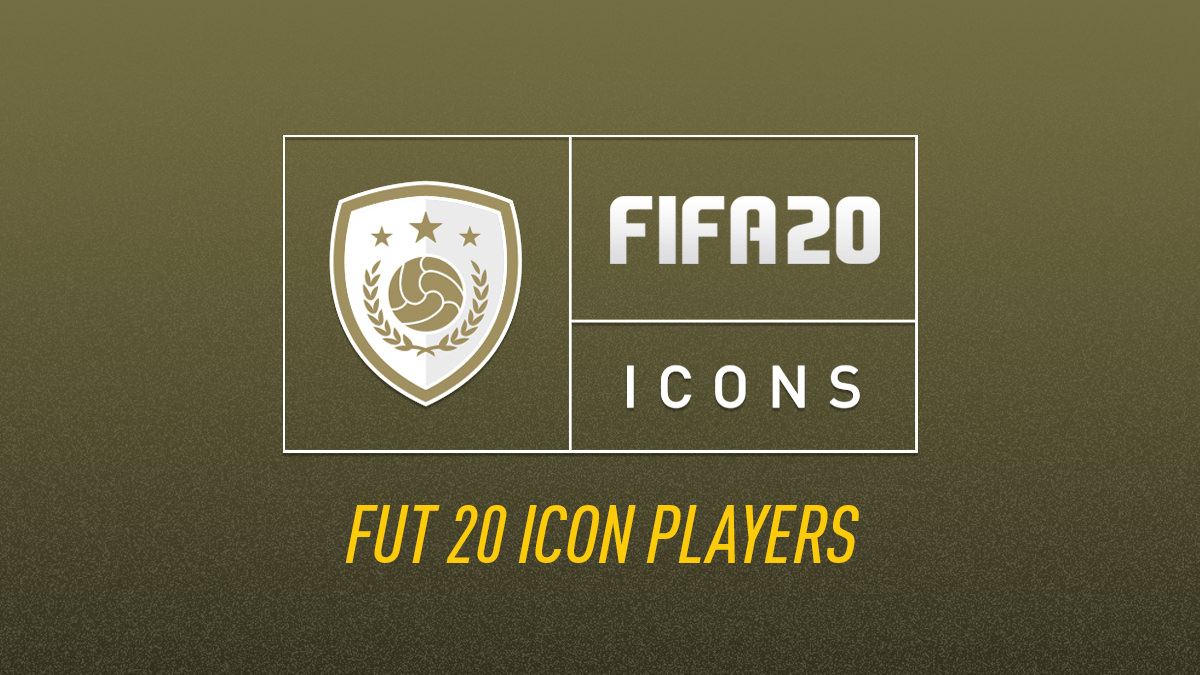 FIFA 20 ICONS – FUT Icon Player List