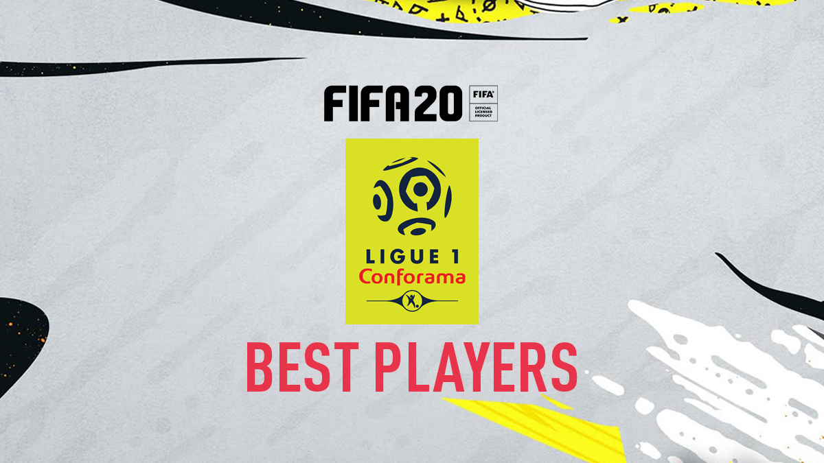 FIFA 20 – Ligue 1 Top Players