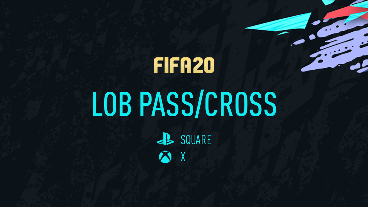 FIFA 20 Lob Pass (Cross)