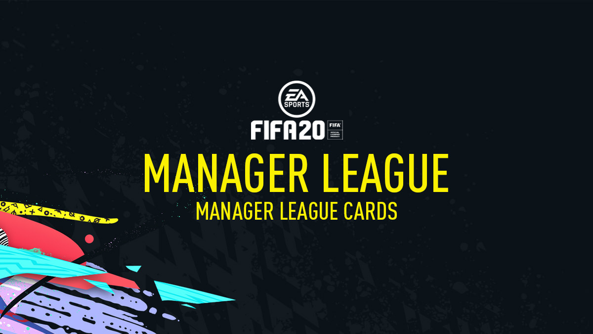 FIFA 20 Manager Leagues