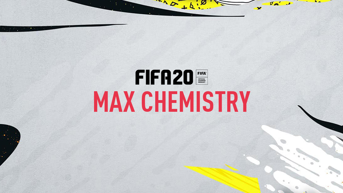 FIFA 20 Max Chemistry Mode